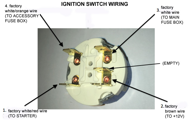 Defenderownersmanual1stedition · Defenderownersmanual2ndedition Ignition Switch Spade Terminal Wiring Locations: Land Rover Discovery 2 Ignition Wiring Diagram At Satuska.co