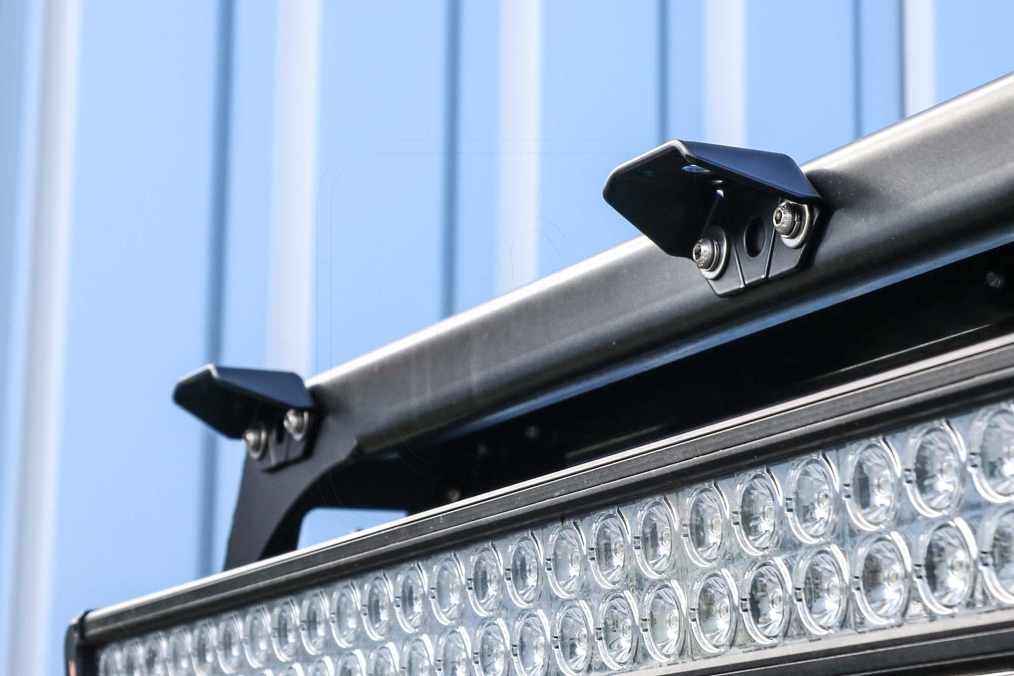 CargoBear Bracket for 'Connector Bar' or smaller worklights (EACH BRACKET SOLD INDIVIDUALLY)