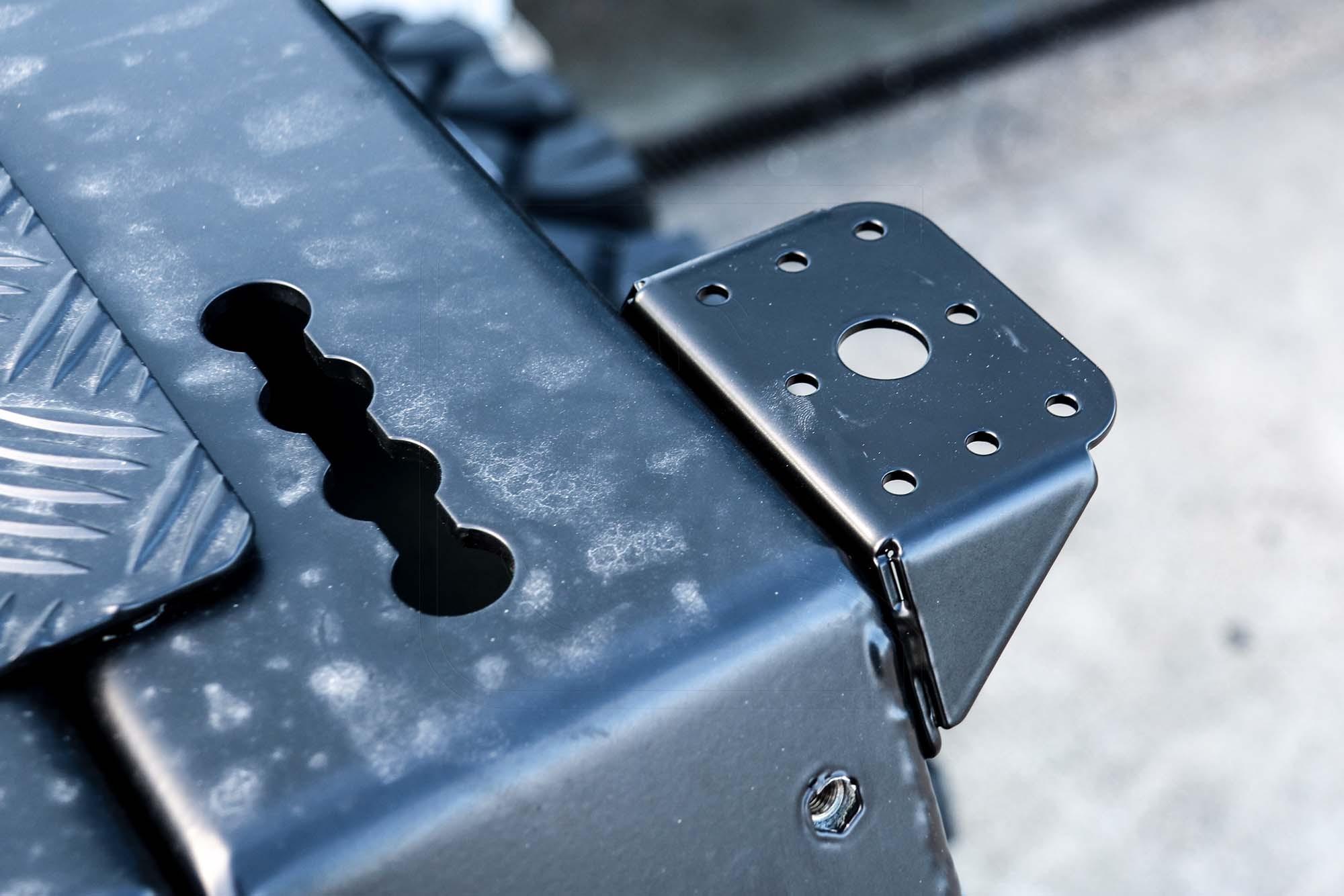CargoBear Auxiliary / Worklight Bracket (EACH BRACKET SOLD INDIVIDUALLY)