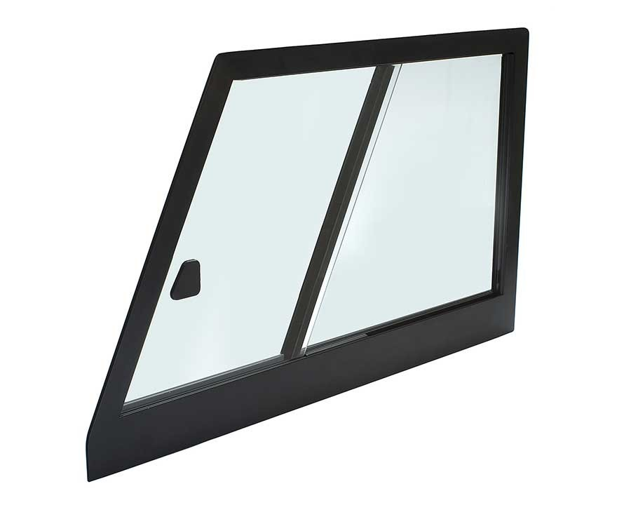 Anti-Rattle Window Channel Kit (for Soft-Top / Removable Door Tops)