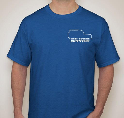 Youth T-Shirt: Royal Blue