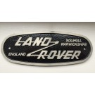"""Land Rover Solihull"" Oval Badge (Cast Aluminum)"