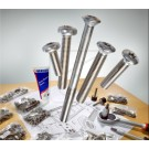 Defender 90 SW Stainless Hardware Kit (Exterior)