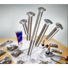 Defender 90 ST (NAS) Stainless Hardware Kit (Exterior & Interior)