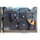 Tailgate Organizer for Land Rover Defender