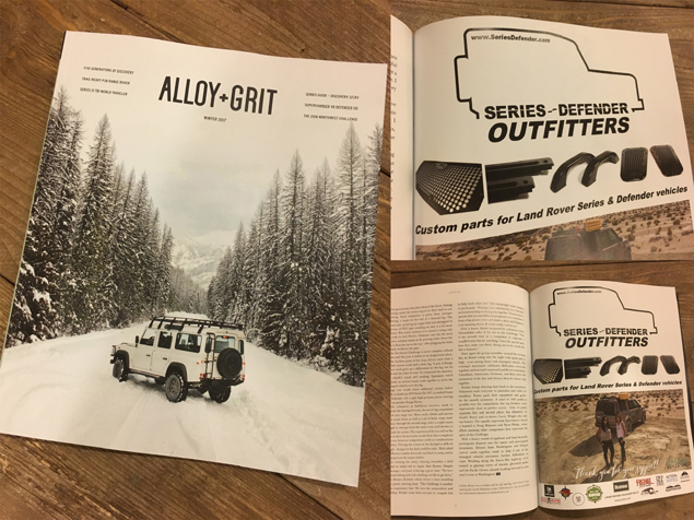 Alloy+Grit - Winter 2017 - Series-Defender Outfitters advertisement