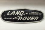 Land Rover Grille Badges
