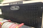 Land Rover Defender - front grille