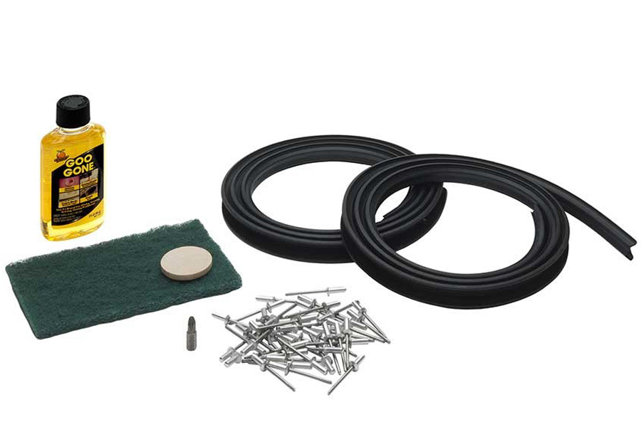 Garrison Window Channel Kits from Series-Defender Outfitters